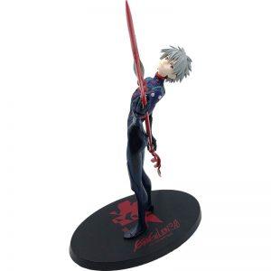Japanese original anime figure Nagisa Kaworu action figure collectible model toys for boys