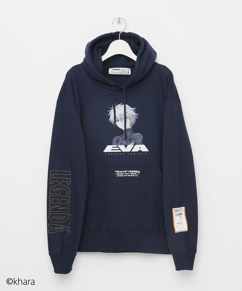 kwr hoodie 2 - Evangelion Merch