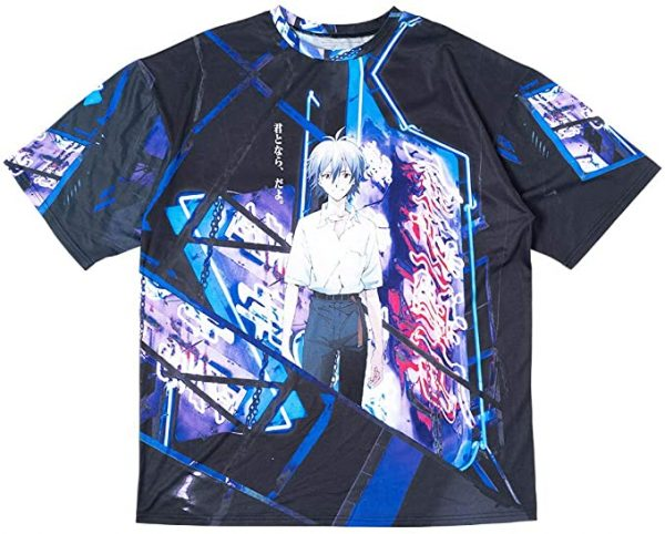 kwr shirt - Evangelion Merch