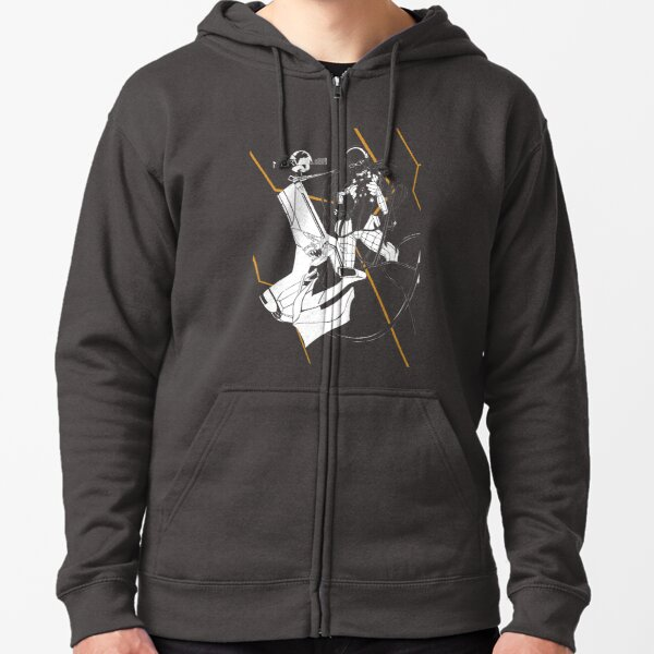 mari hoodie jacket - Evangelion Merch