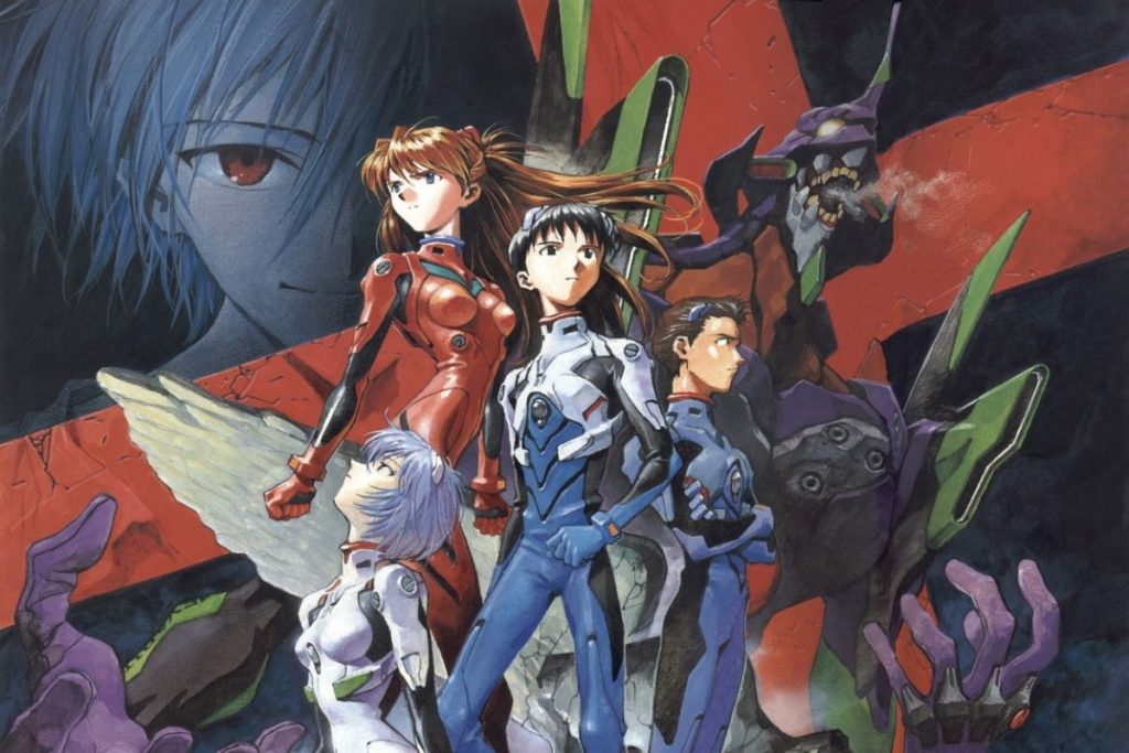 Neon Genesis Evangelion (1995): Religion, chaos, end and beginning