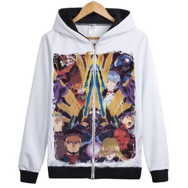 shinji jacket 3 - Evangelion Merch
