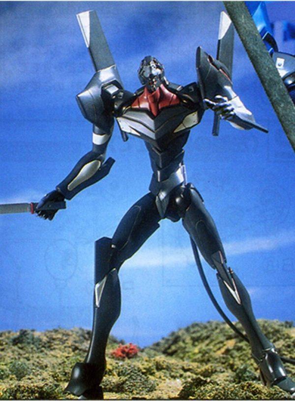 Original BANDAI Gundam EVA 03 HG 005 Ver SET Anime Evangelion Assembled Robot Model Kids Action 2 - Evangelion Merch