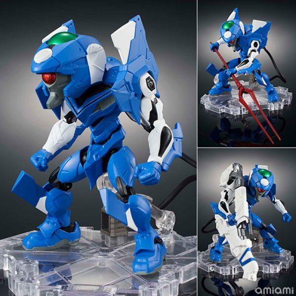 Original BANDAI NX NXEDGE STYLE EVA 00 Ver Anime Evangelion SHF Movable Joint Robot Model Kids 1 - Evangelion Merch