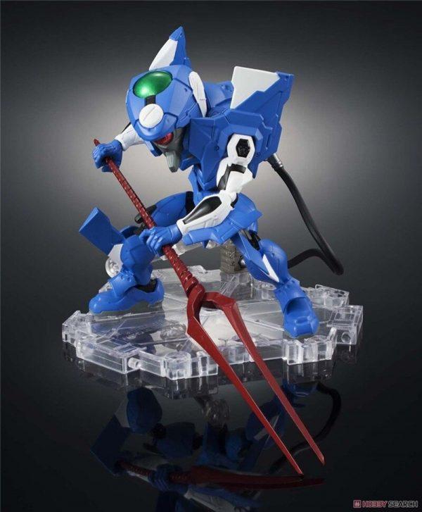Original BANDAI NX NXEDGE STYLE EVA 00 Ver Anime Evangelion SHF Movable Joint Robot Model Kids 3 - Evangelion Merch