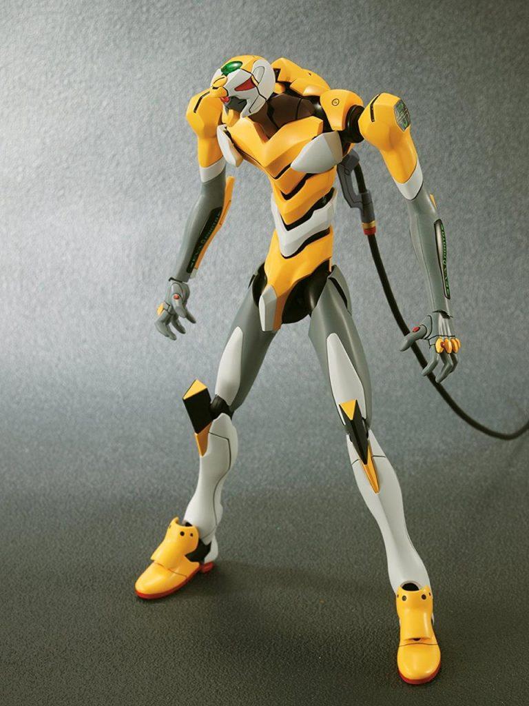 Evangelion Figure Merch: 1:144 Gundam EVA-00