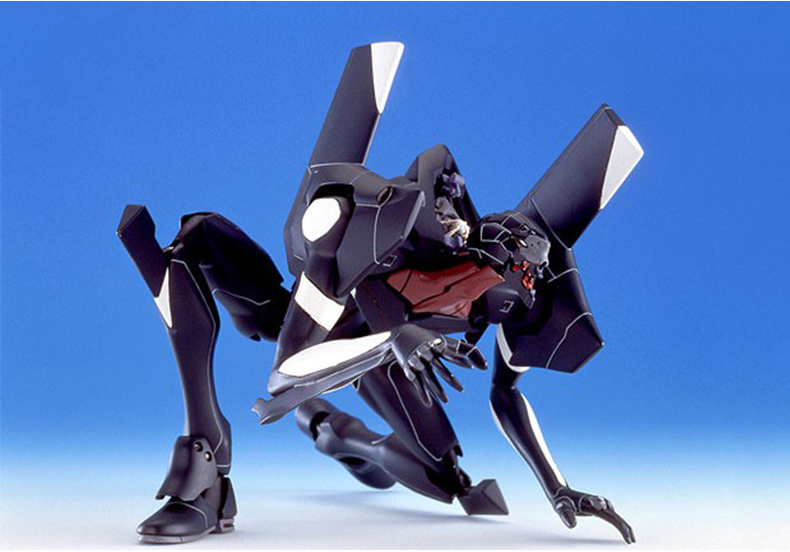 Evangelion Figure Merch: EVA-03 HG 005 Ver