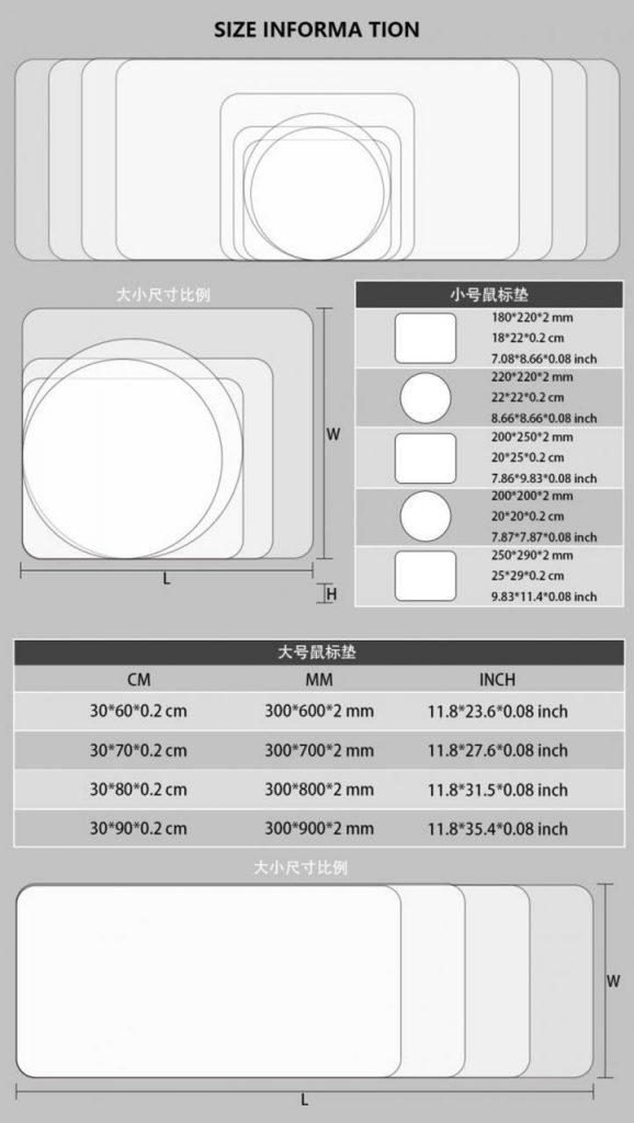 Evangelion Merch: Asuka Langley Shikinami EVA Ver Mouse Pad