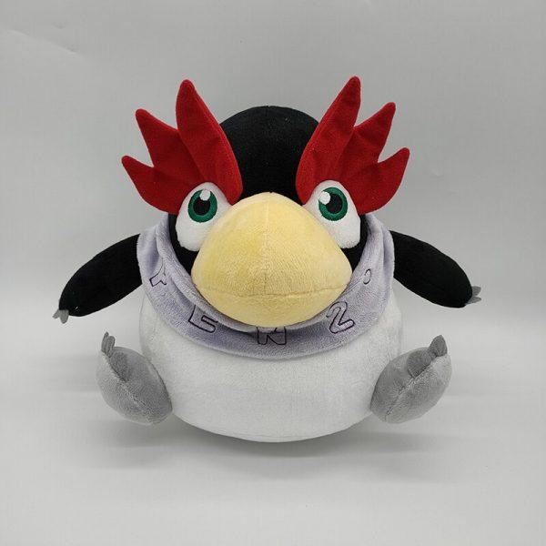 23cm Cute Evangelion Plush Doll Cartoon Japan Anime Plush Toy Kawaii Penguin Penpen Plush Doll Soft 1 - Evangelion Merch