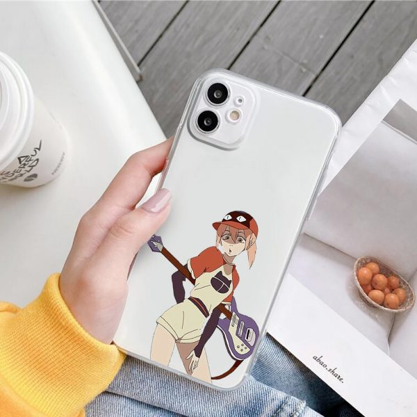 Evangelion Case For iPhone - Evangelion Anime Character Phone Case