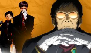 Shinji and Gendos Relationship - Evangelion Merch